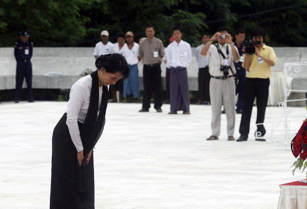 Interfaith prayers held during Martyrs' Day in Myanmar